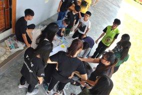马来西亚 柔佛 峇株巴辖 苏雅喜乐马来西亚 柔佛 峇株巴辖 苏雅喜乐堂 和平团契 少年 一日营会 3月 23日 2018年 门训生 Malaysia Johor Batu Pahat Gereja Joy Soga Peace Fellowship Youth One Day Camp 23 Mar 2018 A33