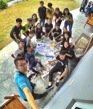 马来西亚 柔佛 峇株巴辖 苏雅喜乐堂 和平团契 少年 一日营会 3月 23日 2018年 门训生 Malaysia Johor Batu Pahat Gereja Joy Soga Peace Fellowship Youth One Day Camp 23 Mar 2018 A07