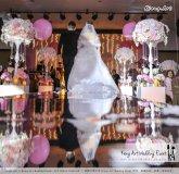 Kiong Art Wedding Event Kuala Lumpur Malaysia Event and Wedding Decoration Company One-stop Wedding Planning Services Wedding Theme Fantasy Secret Garden Restoran SY Muar A03-43