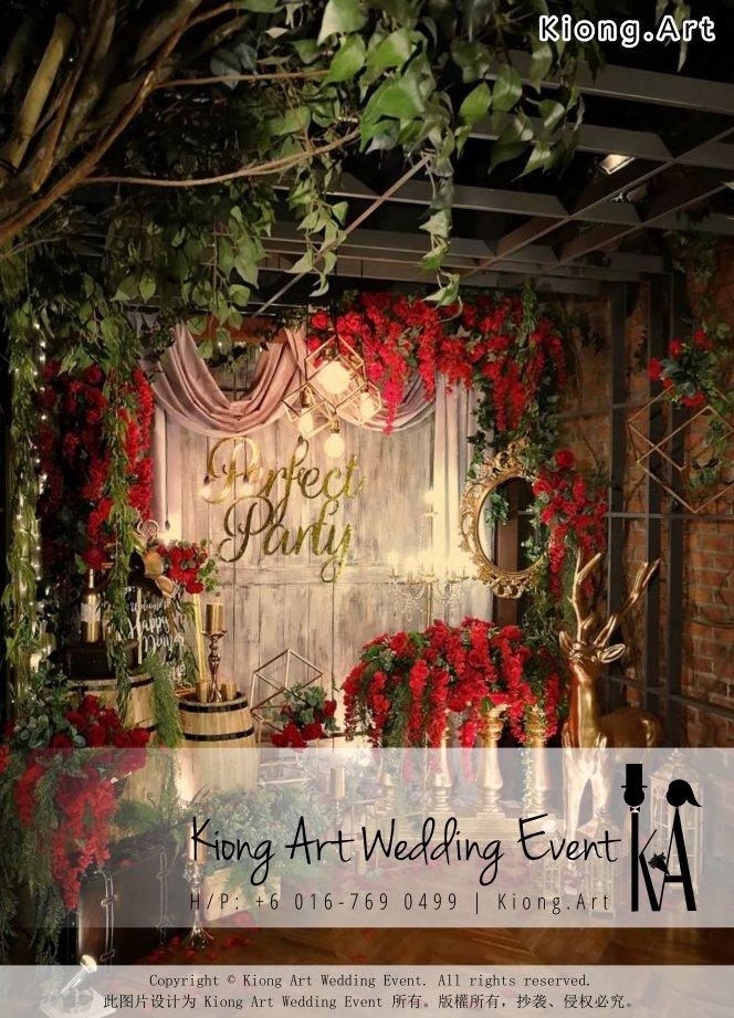Kiong Art Wedding Event Kuala Lumpur Malaysia Event and Wedding DecorationCompany One-stop Wedding Planning Services Wedding Theme Live Band Wedding Photography Videography A01-01