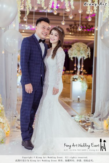 Kiong Art Wedding Event Kuala Lumpur Malaysia Event and Wedding Decoration Company One-stop Wedding Planning Services Wedding Theme Live Band Wedding Photography Videography A03-16