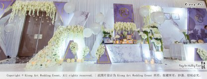 Kiong Art Wedding Event Kuala Lumpur Malaysia Event and Wedding Decoration Company One-stop Wedding Planning Services Wedding Theme Live Band Wedding Photography Videography A03-68