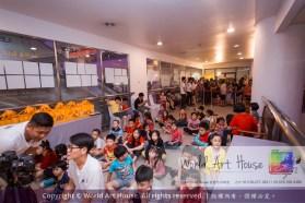 Malaysia Kota Damansara Petaling Jaya Kuala Lumpur Selangor Chinese New Year Charity Coloring Contest World Art House 世界艺术画室 and 1 Utama Shopping JinYeYe Effye Media B017