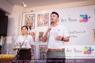 Malaysia Kota Damansara Petaling Jaya Kuala Lumpur Selangor Chinese New Year Charity Coloring Contest World Art House 世界艺术画室 and 1 Utama Shopping JinYeYe Effye Media B021