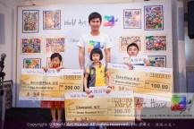 Malaysia Kota Damansara Petaling Jaya Kuala Lumpur Selangor Chinese New Year Charity Coloring Contest World Art House 世界艺术画室 and 1 Utama Shopping JinYeYe Effye Media B071