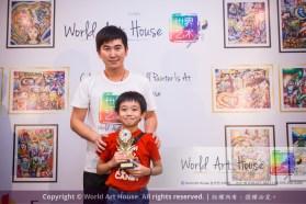 Malaysia Kota Damansara Petaling Jaya Kuala Lumpur Selangor Chinese New Year Charity Coloring Contest World Art House 世界艺术画室 and 1 Utama Shopping JinYeYe Effye Media B080