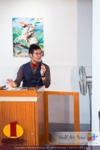 Malaysia Kota Damansara Petaling Jaya Kuala Lumpur Selangor Chinese New Year Charity Coloring Contest World Art House 世界艺术画室 and 1 Utama Shopping JinYeYe Effye Media C053