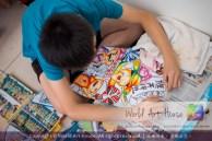 Malaysia Kota Damansara Petaling Jaya Kuala Lumpur Selangor Chinese New Year Charity Coloring Contest World Art House 世界艺术画室 and 1 Utama Shopping JinYeYe Effye Media C085
