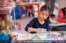 Malaysia Kota Damansara Petaling Jaya Kuala Lumpur Selangor Chinese New Year Charity Coloring Contest World Art House 世界艺术画室 and 1 Utama Shopping JinYeYe Effye Media A053