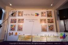 Malaysia Kota Damansara Petaling Jaya Kuala Lumpur Selangor Chinese New Year Charity Coloring Contest World Art House 世界艺术画室 and 1 Utama Shopping JinYeYe Effye Media A009