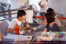 Malaysia Kota Damansara Petaling Jaya Kuala Lumpur Selangor Chinese New Year Charity Coloring Contest World Art House 世界艺术画室 and 1 Utama Shopping JinYeYe Effye Media A090