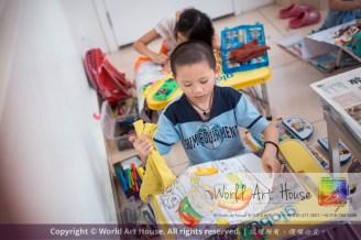 Malaysia Kota Damansara Petaling Jaya Kuala Lumpur Selangor Chinese New Year Charity Coloring Contest World Art House 世界艺术画室 and 1 Utama Shopping JinYeYe Effye Media A094