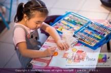 Malaysia Kota Damansara Petaling Jaya Kuala Lumpur Selangor World Art House 世界艺术画室 Charity Coloring Contest Effye Media A008