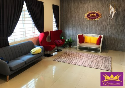 Qlady Confinement and Wellness Centre Batu Pahat Johor Malaysia Pregnant Care Awaiting Delivery Postpartum A43