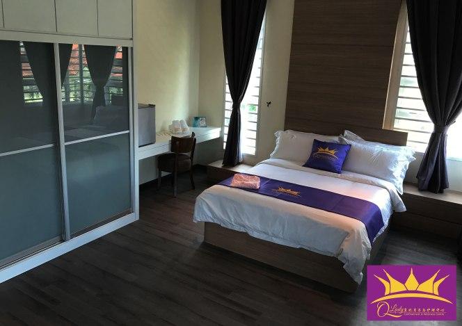 Qlady皇妃月子与护理中心 峇株巴辖 柔佛 马来西亚 做月子 女性长短期护理 陪月 经期调养休息 A18