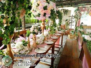 Bufet Batu Pahat Roundabout Bistro N Cafe Malaysia Johor Batu Pahat Totoro Kafe Bangunan Bersejarah Kafe Batu Pahat Landmark Hari Lahir Parti Perkahwinan Acara Kopitiam PC01-09