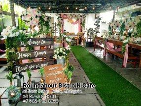 Buffet Batu Pahat Roundabout Bistro N Cafe Malaysia Johor Batu Pahat Totoro Cafe Historical Building Cafe Batu Pahat Landmark Birthday Party Wedding Function Event Kopitiam PC01-08
