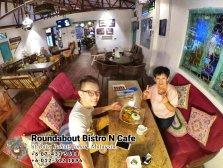 马来西亚柔佛峇株巴辖龙猫特色中西餐厅 复古式建筑咖啡厅 峇株巴辖地标交通圈小酒馆 公司聚会 庆生派对 Batu Pahat Roudabout Bistro N Cafe PA01-23