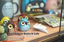 马来西亚柔佛峇株巴辖龙猫特色中西餐厅 复古式建筑咖啡厅 峇株巴辖地标交通圈小酒馆 公司聚会 庆生派对 Batu Pahat Roudabout Bistro N Cafe PA01-29