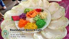 马来西亚柔佛峇株巴辖龙猫特色中西餐厅 复古式建筑咖啡厅 峇株巴辖地标交通圈小酒馆 公司聚会 庆生派对 Batu Pahat Roudabout Bistro N Cafe PB01-21