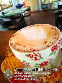马来西亚柔佛峇株巴辖龙猫特色中西餐厅 复古式建筑咖啡厅 峇株巴辖地标交通圈小酒馆 公司聚会 庆生派对 Batu Pahat Roudabout Bistro N Cafe PB01-30