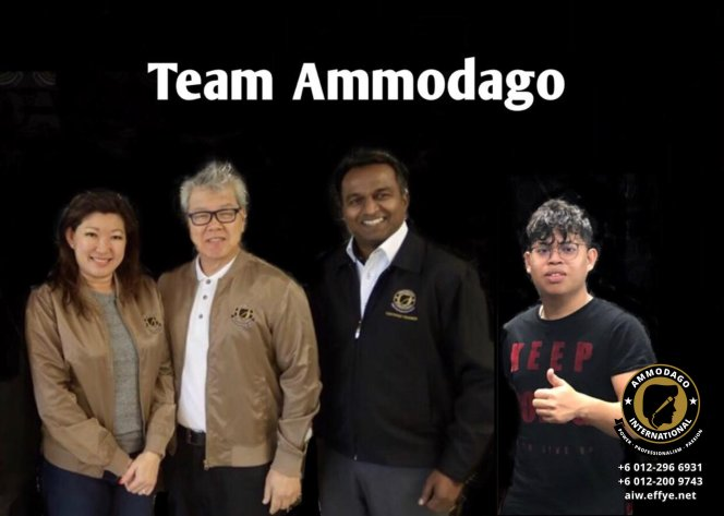 Ammodago International 工作坊 2019 David Goh 发展你成为世界级的演讲者 让你体验你内在的力量 马来西亚雪兰莪吉隆坡演讲培训 训练课程 EPA04-01