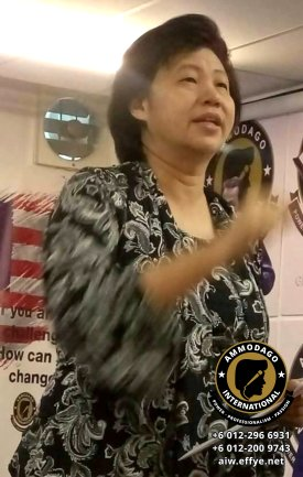 Ammodago International Workshop 2018 David Goh Develop You To Be World Class Speaker Experience The Power Within You Malaysia Selangor Kuala Lumpur Training 2018 EPA11