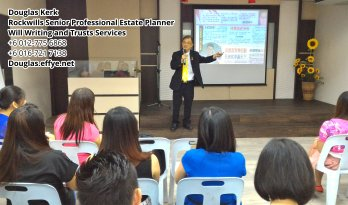 Douglas Kerk Rockwills Senior Professional Estate Planner - Will Writing and Trusts Services Batu Pahat and Kluang Johor Malaysia Property Management PA02-34