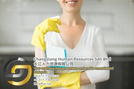 Chang Jiang Human Resources Johor Malaysia Foreign Worker Permit Passport Insurance Consultation Rehiring Workers and Maids EPA01-45