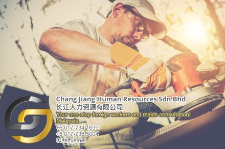 Chang Jiang Human Resources Johor Malaysia Foreign Worker Permit Passport Insurance Consultation Rehiring Workers and Maids EPA01-48