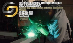 Chang Jiang Human Resources Johor Malaysia Foreign Worker Permit Passport Insurance Consultation Rehiring Workers and Maids EPA01-81