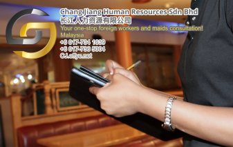 Chang Jiang Human Resources Johor Malaysia Foreign Worker Permit Passport Insurance Consultation Rehiring Workers and Maids EPA01-90