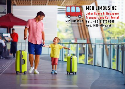 MBD Limousine Johor Bahru Transport and Car Rental Malaysia Transport and Car Rental Singapore Transport and Car Rental Transport between Malaysia and Singapore PA02-17