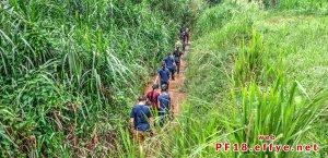 和平团契少年生活营 2018 你是谁 认识你自己 Peace Fellowship Youth Camp 2018 Who Are You Know Yourself Adventure Park River Trekking A01