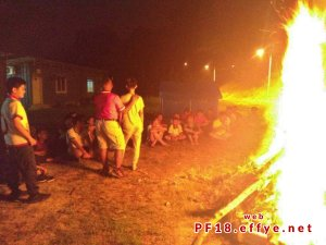 和平团契少年生活营 2018 你是谁 认识你自己 Peace Fellowship Youth Camp 2018 Who Are You Know Yourself Adventure Park Camp Fire 营火会 A01