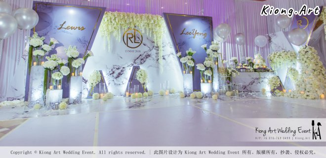 Kiong Art Wedding Event Kuala Lumpur Malaysia Event and Wedding DecorationCompany One-stop Wedding Planning Services Wedding Theme Live Band Wedding Photography Videography A03-08