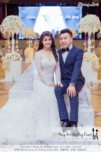 Kiong Art Wedding Event Kuala Lumpur Malaysia Event and Wedding DecorationCompany One-stop Wedding Planning Services Wedding Theme Live Band Wedding Photography Videography A03-24