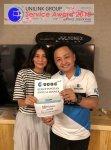 Unilink Group 5 and 10 Years Service Award Night 2018 from Agensi Pekerjaan Unilink Prospects Sdn Bhd at Niwa Japanese Karaoke 20