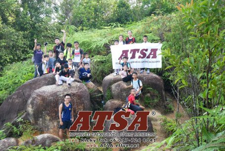 Batu Pahat Sports Ricky Toh Advance Taekwondo Sport Academy ATSA Education Martial Art Self Defence Fitness Poomdae Sparring Kyorugi Batu Pahat Johor Malaysia A03-03