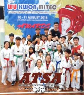Batu Pahat Sports Ricky Toh Advance Taekwondo Sport Academy ATSA Education Martial Art Self Defence Fitness Poomdae Sparring Kyorugi Batu Pahat Johor Malaysia A04-07
