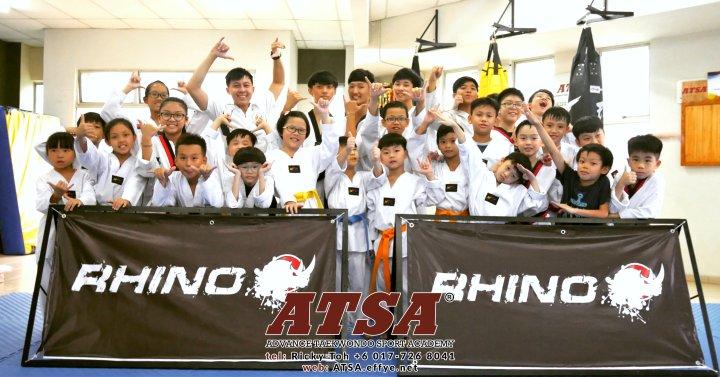 Batu Pahat Sports Ricky Toh Advance Taekwondo Sport Academy ATSA Education Martial Art Self Defence Fitness Poomdae Sparring Kyorugi Johor Malaysia A01-00