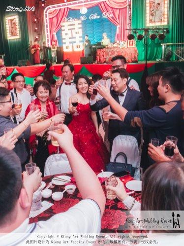 Kiong Art Wedding Event Kuala Lumpur Malaysia Event and Wedding Decoration Company One-stop Wedding Planning Services Wedding Theme Oriental Theme Restaurant LTP Sdn Bhd A04-A80