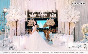 Kiong Art Wedding Event Kuala Lumpur Malaysia Wedding Decoration One-stop Wedding Planning Wedding Theme Fantasy Castle In The Snow Grand Sea View Restaurant A06-A01-35