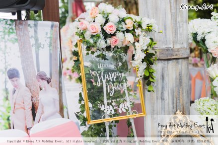 Kiong Art Wedding Event Kuala Lumpur Malaysia Wedding Decoration One-stop Wedding Planning Wedding Theme Romantic Garden Wedding Kluang Container Swimming Pool Homestay A05-A01-002