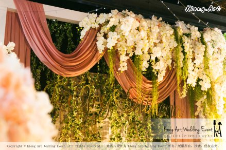 Kiong Art Wedding Event Kuala Lumpur Malaysia Wedding Decoration One-stop Wedding Planning Wedding Theme Romantic Garden Wedding Kluang Container Swimming Pool Homestay A05-A01-071