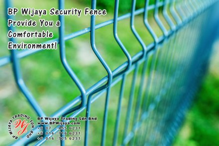 BP Wijaya Trading Sdn Bhd Malaysia Pahang Kuantan Temerloh Mentakab Manufacturer of Safety Fences Building Materials for Housing Construction Site Industial Security Fencing Factory A01-28