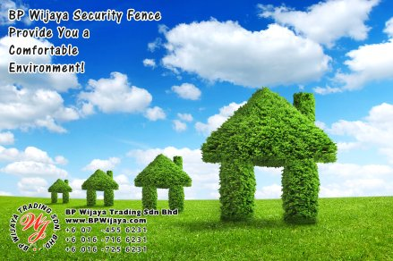 BP Wijaya Trading Sdn Bhd Malaysia Pahang Kuantan Temerloh Mentakab Manufacturer of Safety Fences Building Materials for Housing Construction Site Industial Security Fencing Factory A01-41