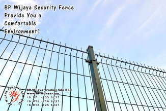 BP Wijaya Trading Sdn Bhd Malaysia Pahang Kuantan Temerloh Mentakab Manufacturer of Safety Fences Building Materials for Housing Construction Site Industial Security Fencing Factory A01-71