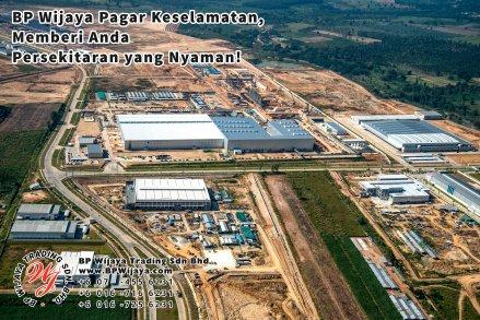 BP Wijaya Trading Sdn Bhd Malaysia Pahang Kuantan Temerloh Mentakab Pengeluar Pagar Keselamatan Pagar Taman Bangunan dan Kilang dan Rumah untuk Bandar Pemborong Pagar A01-37