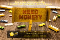 Johor Licensed Loan Company Licensed Money Lender Lupin Resources Malaysia SDN BHD Your money resource provider Kulai Johor Bahru Johor Malaysia Business Loan A01-12